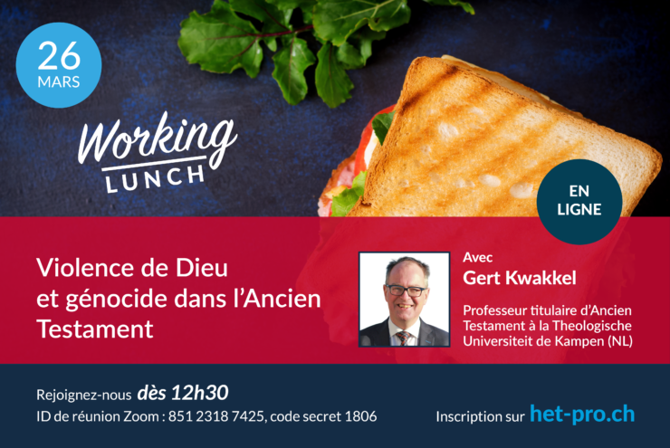 Working lunch 26.03.21